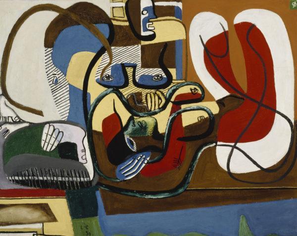 2760-le-corbusier-kaksi-naista-1939-kuva-kansallisgalleria-kirsi-halkola