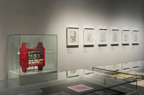 Näyttely Eino Ruutsalon kokeellinen 1960-luku Fokus-salissa