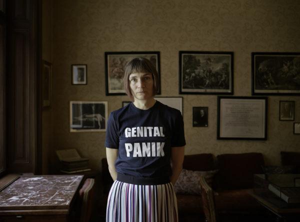 Elina Brotherus: Genital Panik (Freud's Study) (2018)