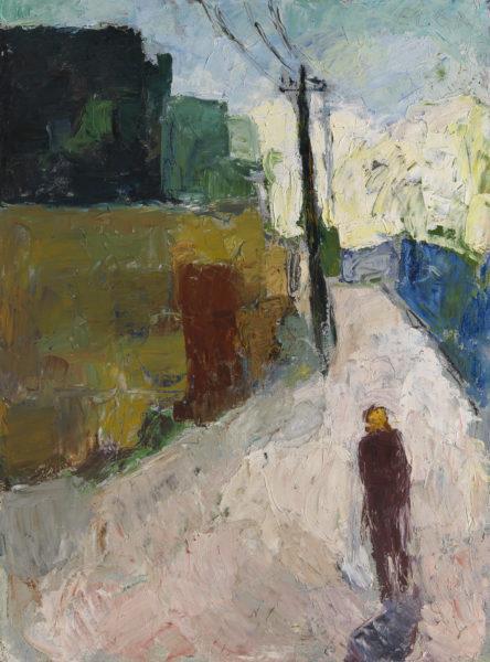 Elga Sesemann: Street (1945)