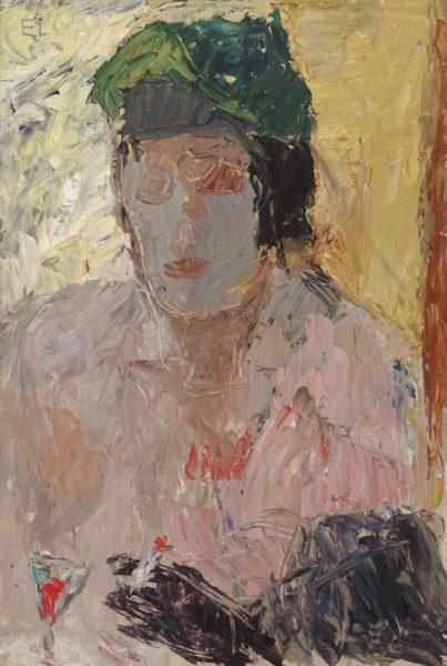 Elga Sesemann: At a Café (1945)