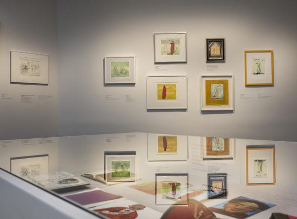 Outi Heiskanens utställning på Ateneum