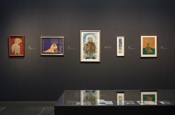 Outi Heiskanen's exhibition at the Ateneum